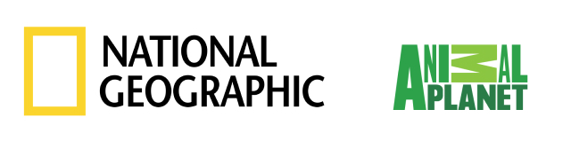 Animal Planet and National Geographic logos