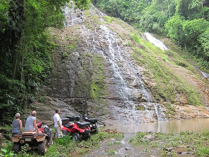 Pacayal Waterfall