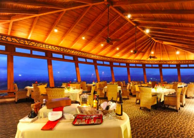 The Springs Hotel Restaurant