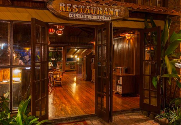Arenal Lodge Restaurant