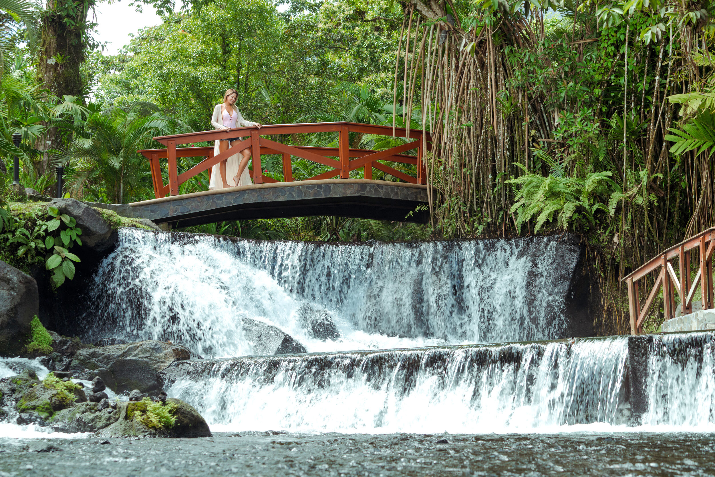 La Fortuna Hot springs