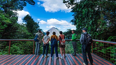 Costa Rica Destination Spotlight: 6 Exciting Adventures Around La Fortuna