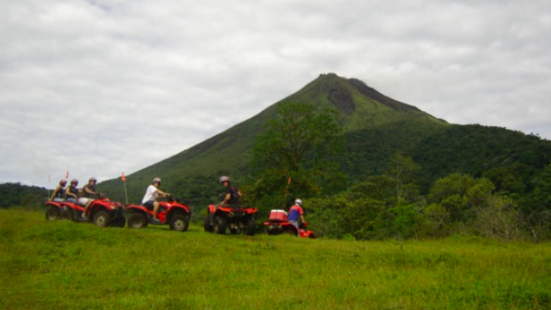 Tours de ATV en La Fortuna, Costa Rica