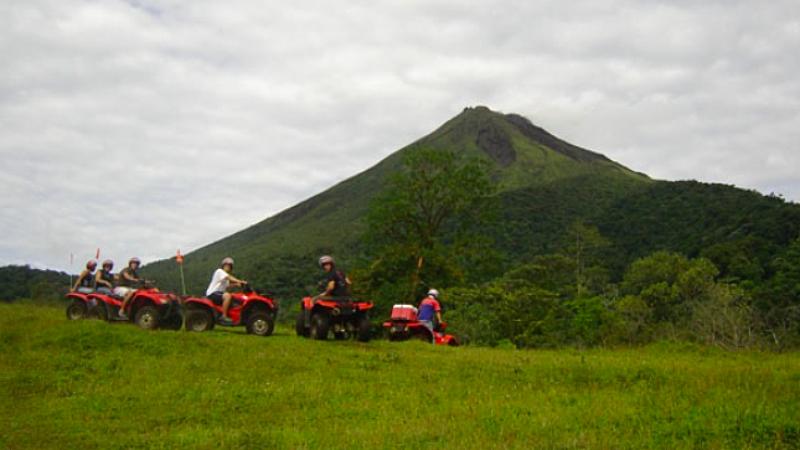 Tours de ATV en La Fortuna, Costa Rica