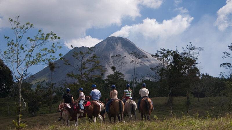 Arenal La Fortuna Waterfall Horseback Tour
