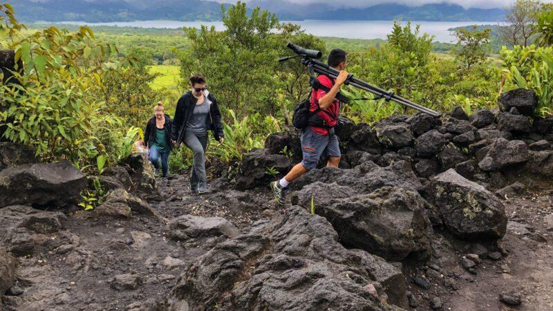 Caminata al Volcán Arenal