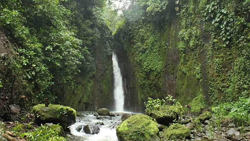 Arenal Volcano Hanging Bridges Waterfall Combo Tour
