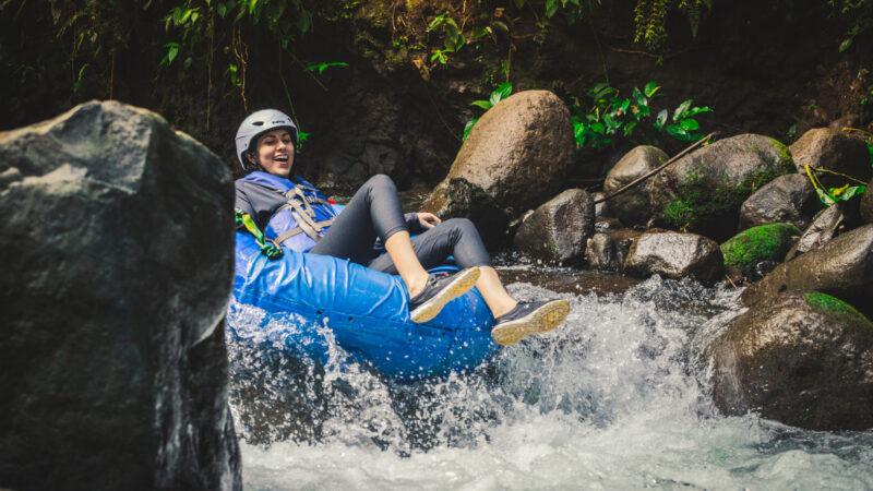 Combo de Canopy + Rafting