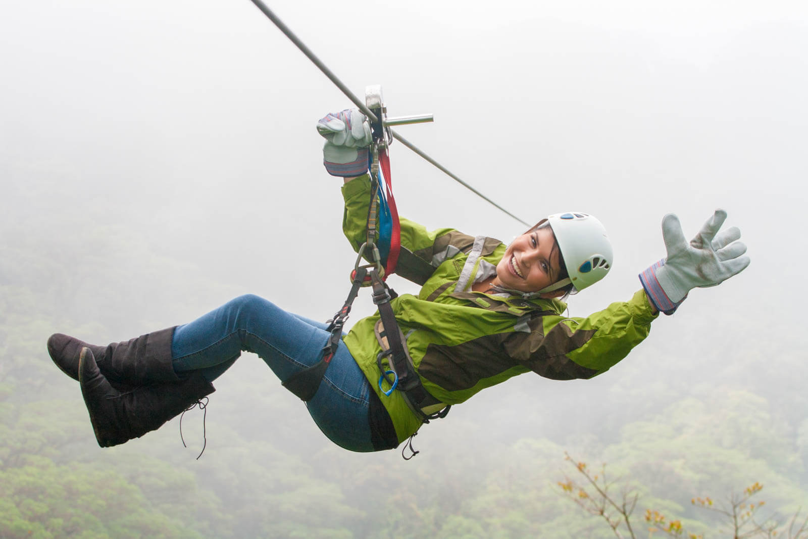 Destino destacado de Costa Rica: Ponga su cabeza en las nubes en Monteverde
