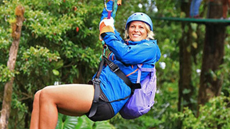 Monteverde Zipline and Hanging Bridges Combo Tour