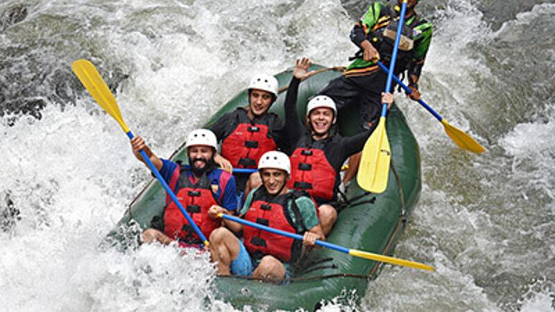 Monteverde Tenorio Rafting Tour